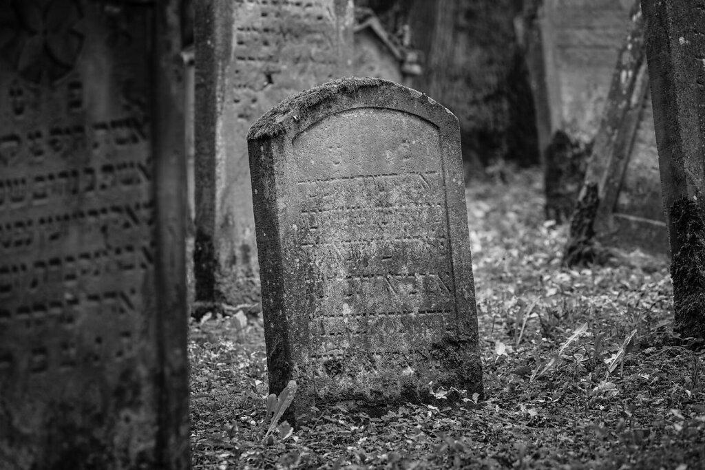 Jüdischer Friedhof Berlichingen 5